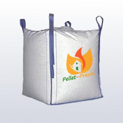 Bolsa Big Bag de pellet a granel
